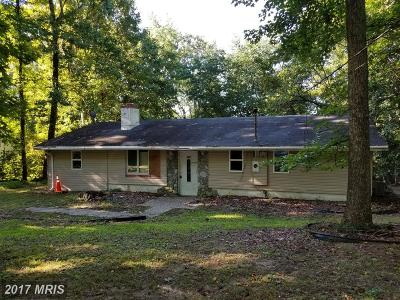 Lusby MD Single Family Home For Sale: $69,900