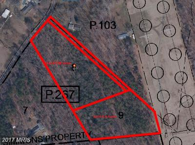 Huntingtown Residential Lots & Land For Sale: 1859 Emmanuel Church Road