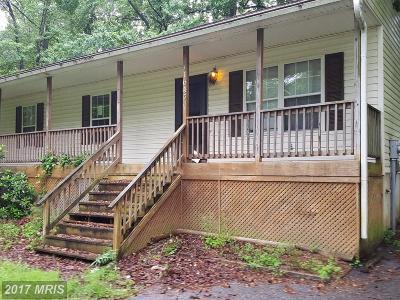 Calvert Single Family Home For Sale: 11643 Big Sandy Run Road