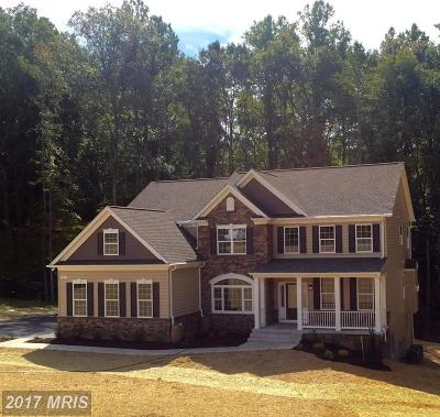 Prince Frederick Single Family Home For Sale: 2505 Treasurers Court