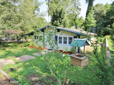 Lusby Single Family Home For Sale: 419 Laurel Drive