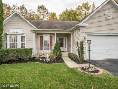 Chesapeake Beach Single Family Home For Sale: 2201 Eagle View Court