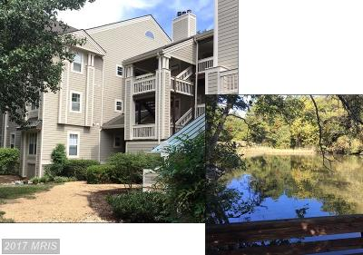 Calvert, Charles, Saint Marys Condo For Sale: 1226 Back Creek Loop #1226