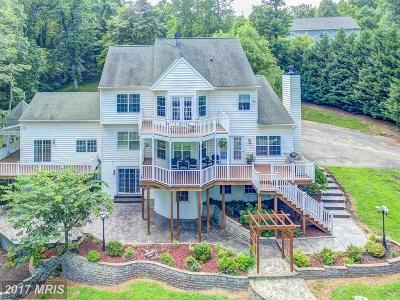 Chesapeake Beach Single Family Home For Sale: 3155 Blue Heron Drive S