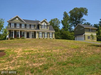 Sunderland Single Family Home For Sale: 7069 Trace Drive