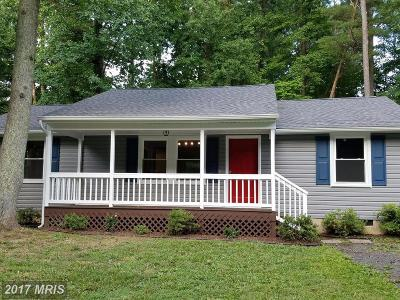 Lusby Single Family Home For Sale: 11536 Hoofbeat Trail