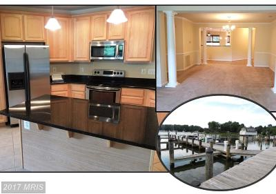 Calvert, Charles, Saint Marys Condo For Sale: 323 Oyster Bay Place #302