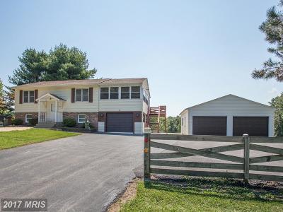 Chesapeake Beach Single Family Home For Sale: 2875 Lochness Lane