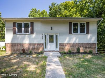 Chesapeake Beach Single Family Home For Sale: 3666 Dory Brooks Road