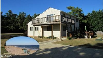 Lusby Single Family Home For Sale: 11010 Poplar Drive