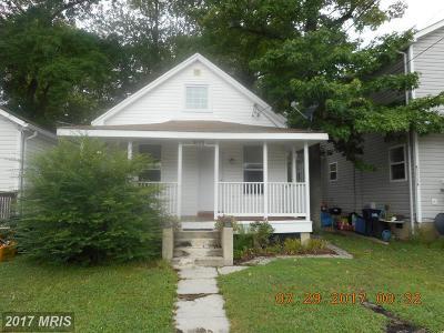 Calvert Rental For Rent: 8826 Erie Avenue