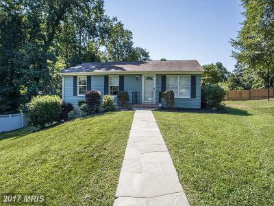 Saint Leonard Single Family Home For Sale: 5012 Elliott Street