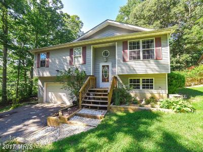 Lusby Single Family Home For Sale: 11109 Rawhide Road
