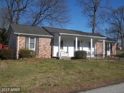 Saint Leonard Single Family Home For Sale: 5646 Douglas Street