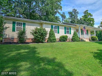 Lusby Single Family Home For Sale: 743 Skyview Drive