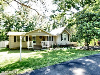 Lusby Single Family Home For Sale: 739 Lazy River Road
