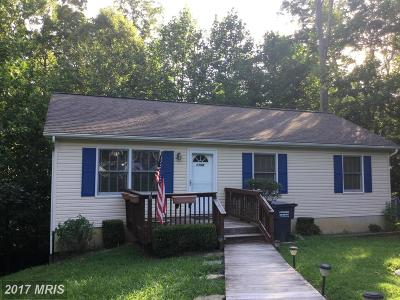 Lusby Single Family Home For Sale: 1108 Aztec Trail