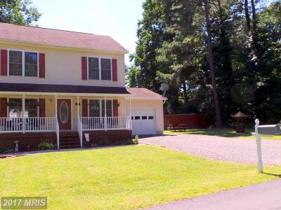 Lusby Single Family Home For Sale: 465 Lake Drive