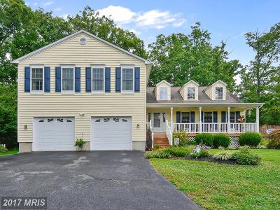 Prince Frederick Single Family Home For Sale: 233 Barstow Road