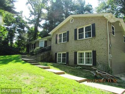 Prince Frederick Single Family Home For Sale: 4551 Dares Beach Road