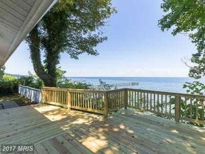 Port Republic Single Family Home For Sale: 3250 Cliff Trail