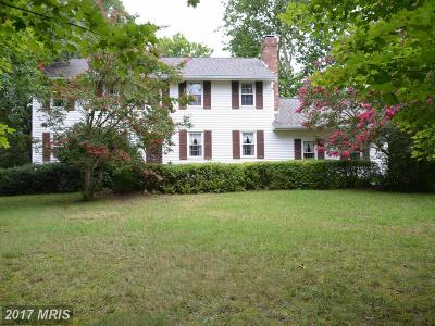 Calvert Single Family Home For Sale: 495 Grantham Drive