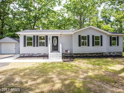 Lusby Single Family Home For Sale: 500 Gunsmoke Trail