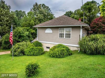 Chesapeake Beach Single Family Home For Sale: 3713 Chesapeake Beach Road