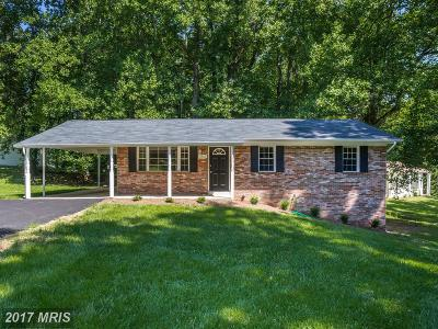 Huntingtown MD Single Family Home For Sale: $319,000