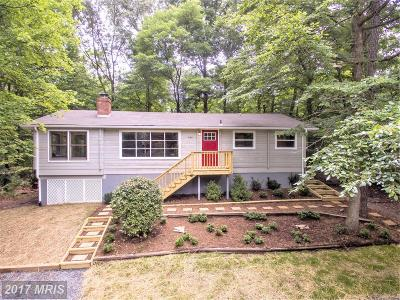 Lusby Single Family Home For Sale: 446 Comstock Drive