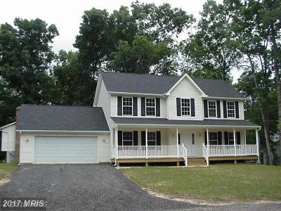 Lusby Single Family Home For Sale: 740 Long Wolf Court