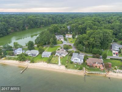 Lusby Single Family Home For Sale: 12877 Bay Drive
