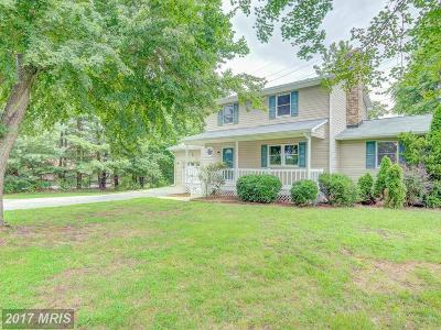 Prince Frederick Single Family Home For Sale: 1615 M I Bowen Road