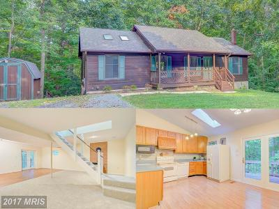 Lusby Single Family Home For Sale: 8324 Swallow Lane