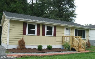 Lusby Single Family Home For Sale: 11266 Sitting Bull Trail