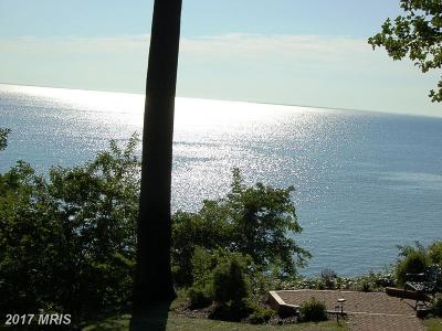 Chesapeake Beach Single Family Home For Sale: 4220 Beach Drive