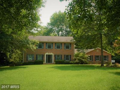Prince Frederick Single Family Home For Sale: 1081 Cold Pond Court