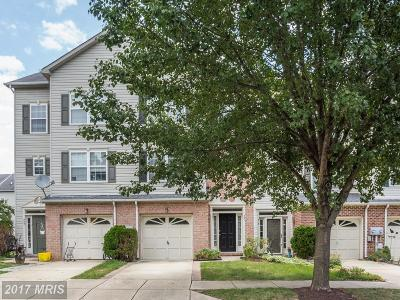 Prince Frederick Townhouse For Sale: 521 Bridgeport Place