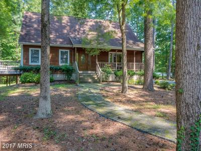 Dowell, Solomons Single Family Home For Sale: 170 Bamboushay Lane