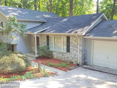 Lusby Single Family Home For Sale: 875 Forest Glen Road