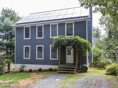 Chesapeake Beach Single Family Home For Sale: 3911 Bayview Drive