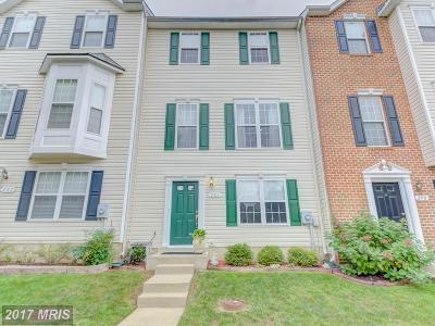 Prince Frederick Townhouse For Sale: 286 Cambridge Place