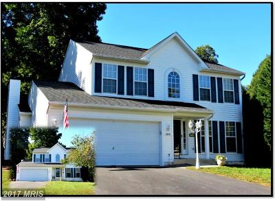 Chesapeake Beach Single Family Home For Sale: 2400 Harrison Court