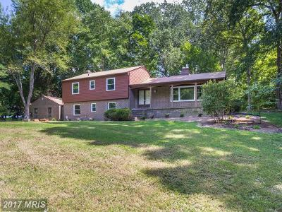 Huntingtown MD Single Family Home For Sale: $499,900