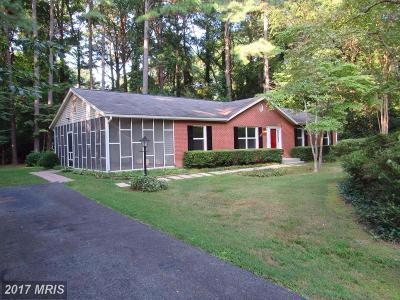 Lusby Single Family Home For Sale: 332 Grover Lane