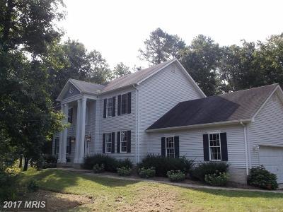 Calvert Single Family Home For Sale: 989 Johnswoods Road