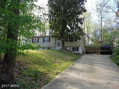 Huntingtown Single Family Home For Sale: 1200 Fairwood Drive