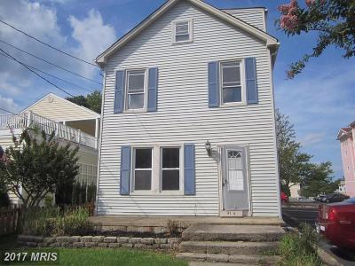 Calvert Single Family Home For Sale: 4114 3rd Street