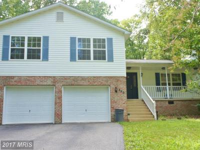 Lusby Single Family Home For Sale: 540 Platte Road