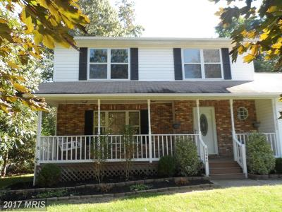 Lusby Single Family Home For Sale: 11262 Sitting Bull Trail